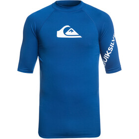 Quiksilver All Time Blouse korte mouwen Heren, electric royal